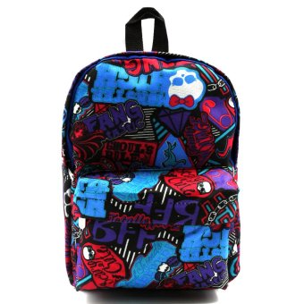 Harga Happy Kids Stan Kids Unisex Backpack (Multicolor)