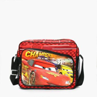 Harga Cars Boys Messenger Bag