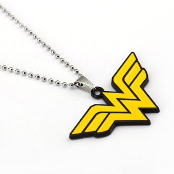 Rorychen New Wonder Woman Wonder Woman Wonder Woman Necklace Pendant - intl Price Philippines