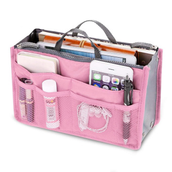 PAlight Cosmetic Pouch Organizer Storage bag (Pink) Price Philippines