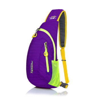 Harga Shoulder Outdoor Messenger Bags Leisure Multi-functional Sports Bag for Men Women - intl