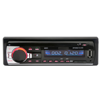 In-Dash Bluetooth Car Stereo Audio FM Aux Input Receiver SD USB MP3 Radio