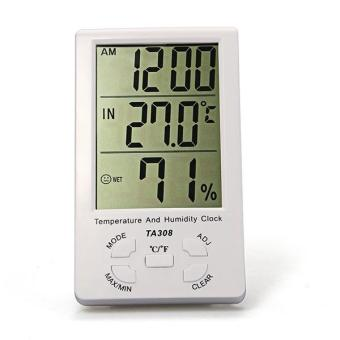 Indoor Digital Hygrometer Humidity Thermometer