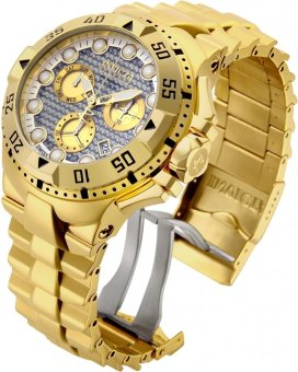 INVICTA Excursion Men's Gold Stainless Steel Strap Watch 1119098 Price Philippines
