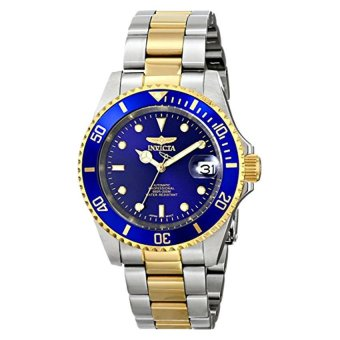 Invicta Men's 8928OB Pro Diver 23k Gold-Plated and Stainless SteelTwo-Tone Automatic Watch - intl Price Philippines