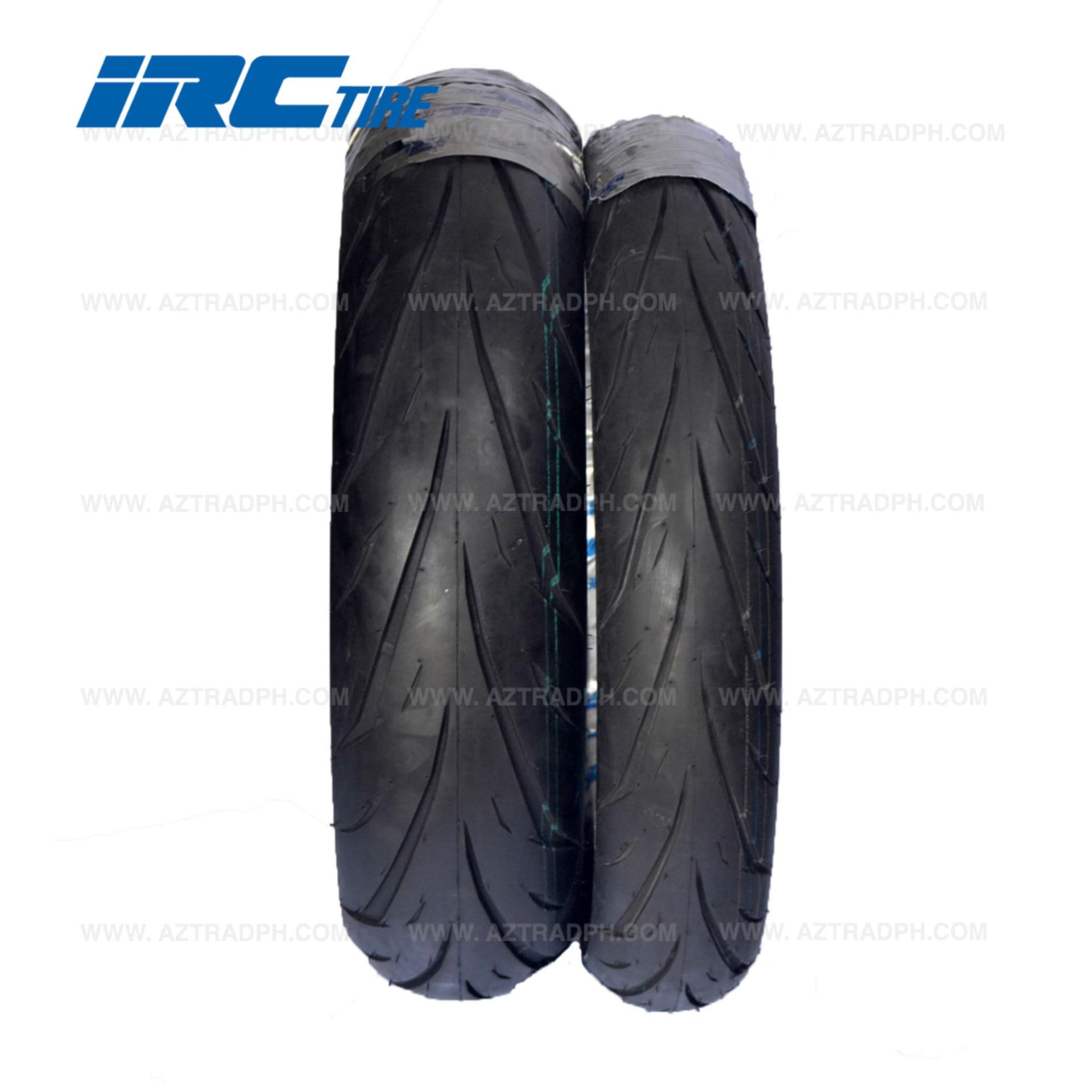 Philippines Irc Exato Nr88 Suzuki Gixxer 150 Kawasaki Z250l Front 110 70 17 Tubeless And Rear Tires Bundle