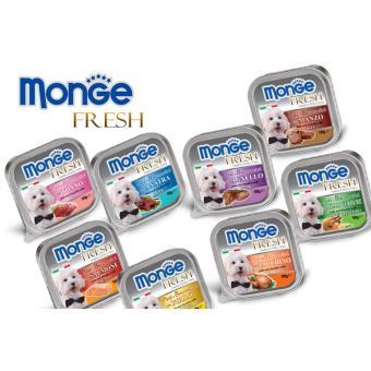 Italy Monge Fruit 100g. Turkey/Blueberry (SET OF 8) - 3