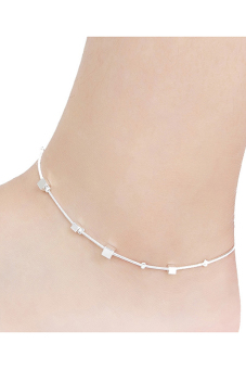 Jetting Buy Hemp Rope Anklet Bracelet Silver Plated Silver Price Philippines