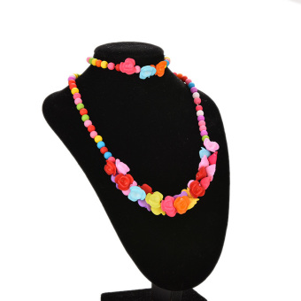 Jetting Buy Kids Necklace Best Gifts for Baby Girls Flower