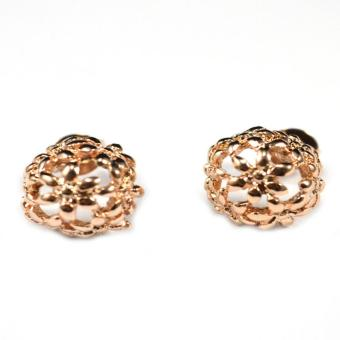 Jewelworld Plated Earrings (gold)