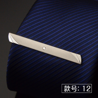 Jianyue boutique high-grade alloy lapel tie clip Price Philippines
