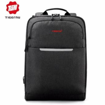 Joy Stylish Waterproof Laptop Backpack fit for 12-14inchNotebook-Black