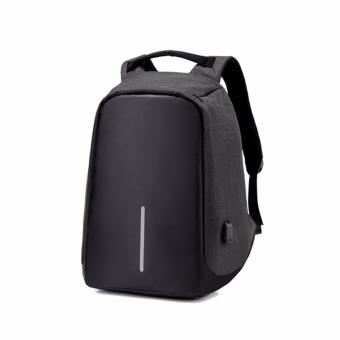 Kabizko Anti-theft Backpack Laptop Travel & School Bag with Integrated USB Charging Port