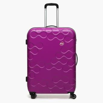 Kamiliant Harrana Large Hard Luggage (Purple)