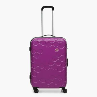 Kamiliant Harrana Medium Hard Luggage (Purple)