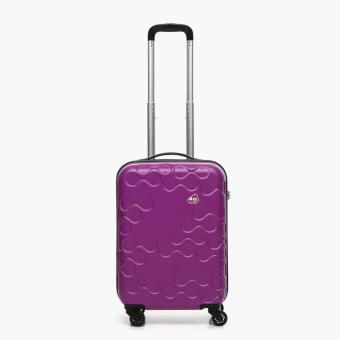 Kamiliant Harrana Small Hard Luggage (Purple)
