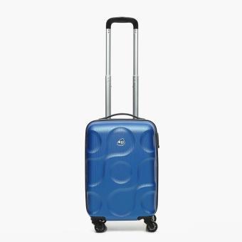 Kamiliant Kam-Bora Small Hard Luggage (Blue)
