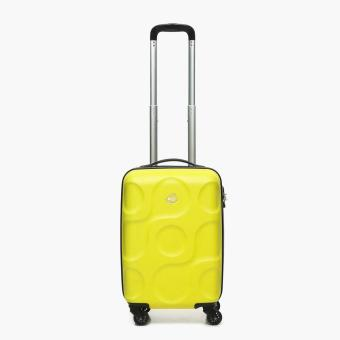 Kamiliant Kam-Bora Small Hard Luggage (Yellow)