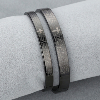Keyi European and American men's bracelet couple's bracelet