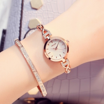 Kezi simple quartz student fashion waterproof watch bracelet watch