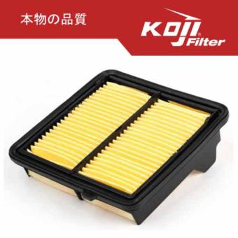 KOJI Air Filter Element (Air Cleaner) HAV-7790Y for HONDA City (2009-2014), Mobilio (2015), Jazz (2009-2010), Brio 1.3L (2014-up)