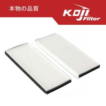 KOJI Cabin Air Filter Element (Cabin Filter) HR-9202 for NISSAN Navara D40 (2010-2014)