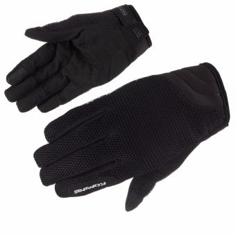Komine GK-195 Comfort 3D Mesh Gloves Genbo (Black)- M Price Philippines