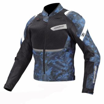 Komine JK-110 Motorcycle Air Stream Mesh Jacket
