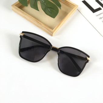 Korean-style female colorful sun glasses sunglasses