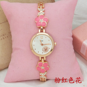 Korean-style female student fashion quartz watch bracelet watch
