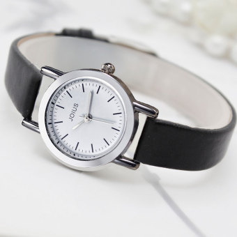 Korean-style men women's student casual women's watch