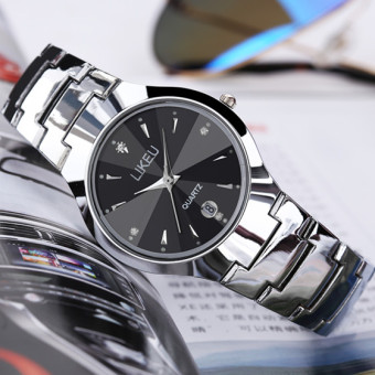 Korean-style waterproof quartz watch