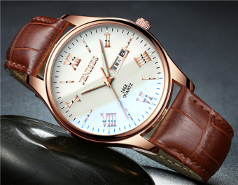 Korean-style waterproof student Yeguang watch