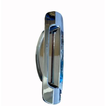 KQD Back Door Handle Cover MUX Chrome