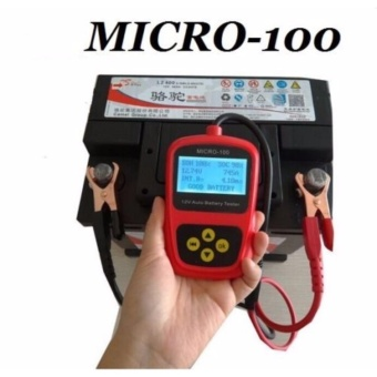Lancol MICRO 100 Battery testers 12V Car Battery System Tester battery diagnostic analyser tool - intl