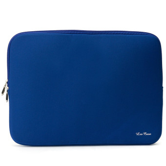 Laptop Soft Case Bag Cover Sleeve Pouch For Apple 14'' Macbook Pro/Air Notebook Blue - Intl - 2