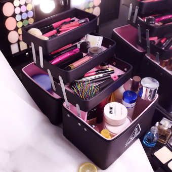 Large Capacity makeup products storage box makeup bag