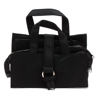 Le Organize Mini Me Bag Organizer (Black)