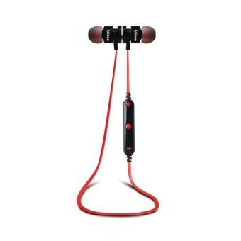 Lightweight Bluetooth Earphone Sport Wireless Headset headphones for iOS Android - intl - 2