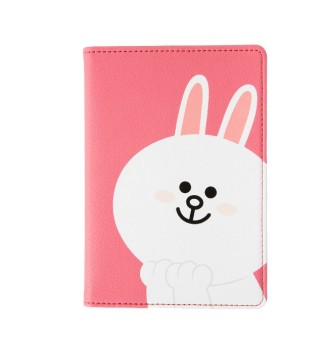 Line rabbit document sets passport folder