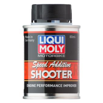 Liqui Moly Motorbike Speed Additive Shooter Engine PerformanceImprover (80ml)