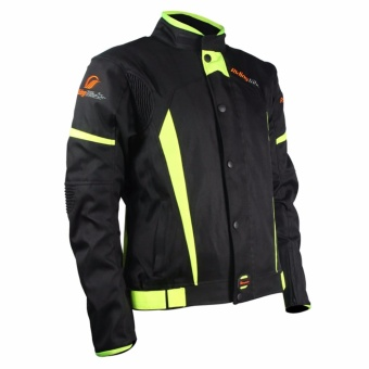 LKN Motorcycle waterproof protective Jacket Motorcycle racing jacket (With removable protective gear) - intl