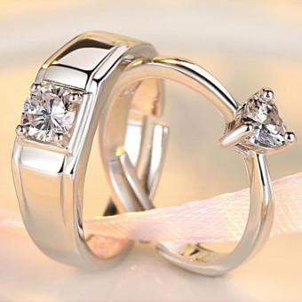 LOVE&HOME Fashion Adjustable Lover's Ring JZ-04 - 2