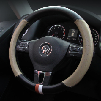 LOYOU car steering wheel cover