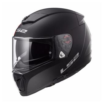 LS2 Full-Face FF390 Breaker Helmet (Matte Black)