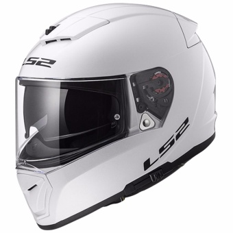 LS2 Full-Face FF390 Breaker Helmet (White)