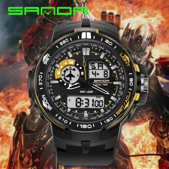 Lt outdoor waterproof men tactical electronic watch military watch