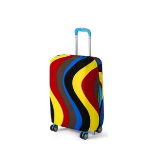 luggage cover suitcase set(style: WAVE-S) - intl