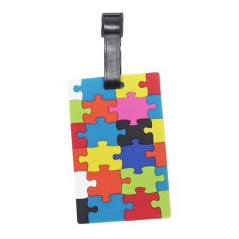 Luggage Tag (Lego)