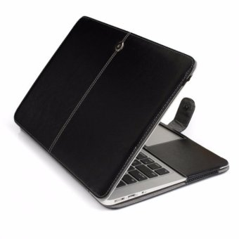 MAC Carry Bag for Macbook Air 13 inch Case Fashion Leather Sleeve Case for Macbook Air 13.3 Inch (A1466 / A1369) Shell Cover Bag Laptop for Mac Laptop Cases Ultrabook Notebook Cover bag (A1466& A1369) - intl